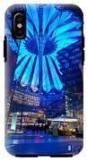 Blue Berlin IPhone X Tough Case