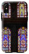 Blue Mosque Stained Glass Windows IPhone X / XS Tough Case