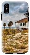 Boca Grande Lighthouse IPhone X Tough Case