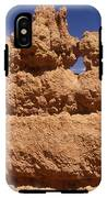 Bryce Canyon - Mask Formation IPhone X Tough Case