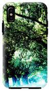 Canopy IPhone X Tough Case