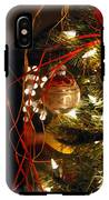 Christmas Ornament IPhone X Tough Case