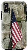 Colonial Cemetery IPhone X Tough Case