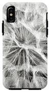Dandelion In Black And White IPhone X Tough Case