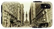 Dreamy Philadelphia IPhone X Tough Case