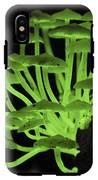 Fluorescent Fungus IPhone X Tough Case