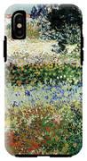 Garden In Bloom IPhone X Tough Case
