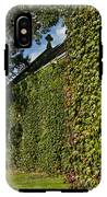 Ivy Covered Chapel IPhone X Tough Case