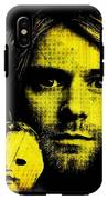 Kurt Cobain IPhone X Tough Case