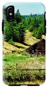 Nw California Country Road IPhone X Tough Case