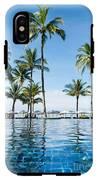 Poolside IPhone X Tough Case