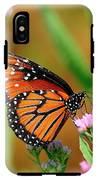 Queen Butterfly IPhone X Tough Case