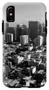 San Francisco IPhone X Tough Case