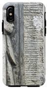Stone Flower IPhone X Tough Case