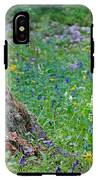 The Contrast Of Life And Decay IPhone X Tough Case