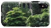 The Longwood Gardens Castle IPhone X Tough Case