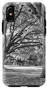 Under The Oaks IPhone X Tough Case