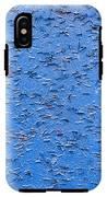 Urban Abstract Blue IPhone X Tough Case