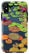 Water Lilies I IPhone X Tough Case