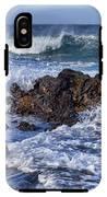 Wet Lava Rocks IPhone X Tough Case