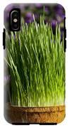 Wheat Grass IPhone X Tough Case