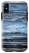 Winter Storms And Moonlight No1 IPhone X Tough Case