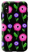 Young Florals  IPhone X Tough Case