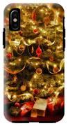 Christmas Tree IPhone X Tough Case