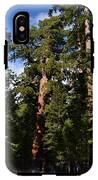 Yosemite Sequia IPhone X Tough Case