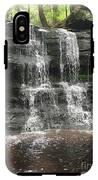 Aden Hill Waterfall IPhone X Tough Case