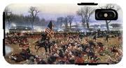 Battle Of Fredericksburg - To License For Professional Use Visit Granger.com IPhone X Tough Case