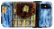 Christmas Wreath IPhone X Tough Case