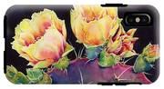 Desert Bloom 2 IPhone X Tough Case