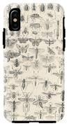 Entomology IPhone X Tough Case