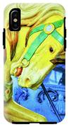 Nyc Golden Steed  IPhone X Tough Case