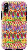 Happy Celebrations Abstract Acrylic Painting Fineart From Navinjoshi At Fineartamerica.com These Gra IPhone X Tough Case