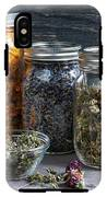 Herbs In Jars IPhone X Tough Case