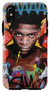 Jean Michel Basquiat IPhone X Tough Case