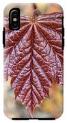 Leaf IPhone X Tough Case