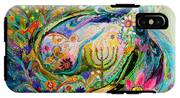 Longing For Chagall IPhone X Tough Case