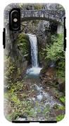 Mountain Waterfall IPhone X Tough Case