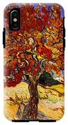 Mulberry Tree IPhone X Tough Case