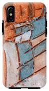 Mum 3 - Tile IPhone X Tough Case