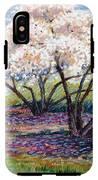 Spring Has Sprung IPhone X Tough Case