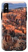 Sunrise In Bryce Canyon IPhone X Tough Case