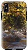 Swift River - White Mountains New Hampshire Usa IPhone X Tough Case