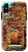 The Richness Of Autumn Treasures IPhone X Tough Case