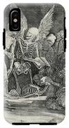 The Skeletons IPhone X Tough Case
