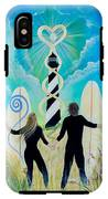 Uprising Of Love Hatteras IPhone X Tough Case