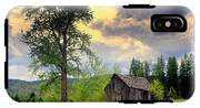 Washington Homestead IPhone X Tough Case